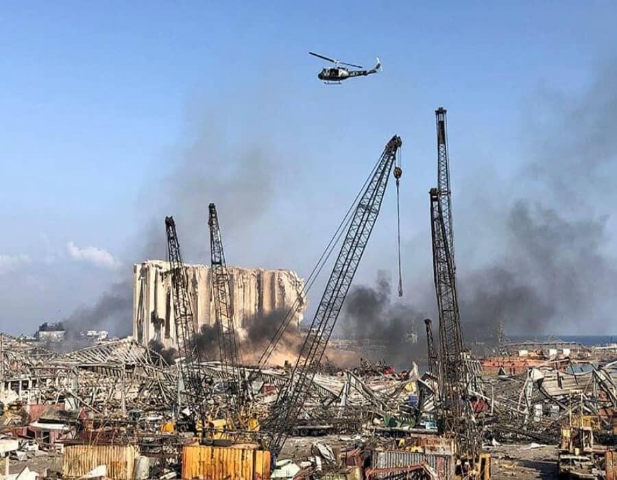 Grupos piden a la ONU que investigue la explosión de Beirut