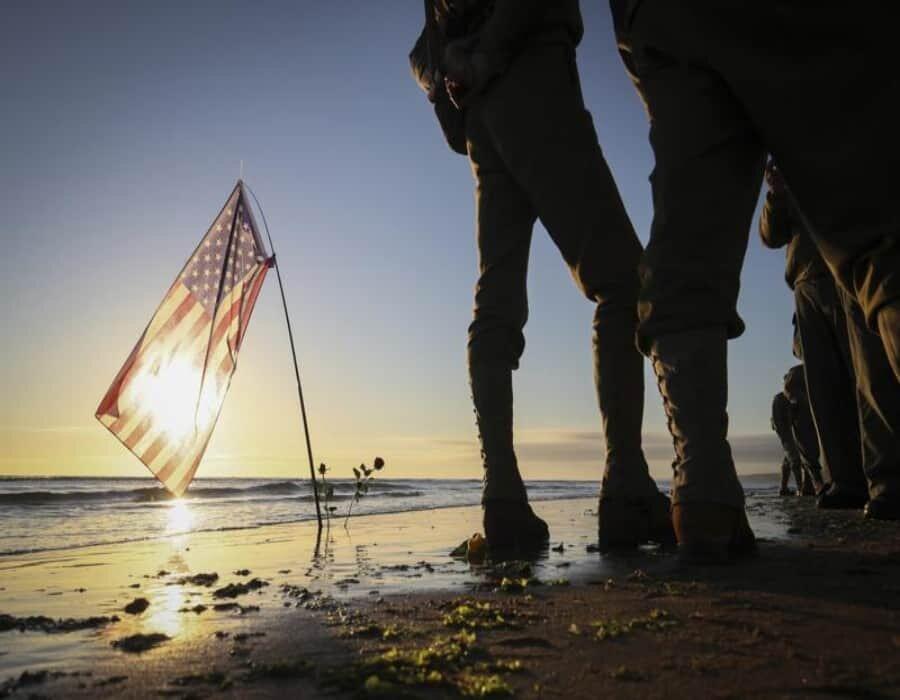 Normandía conmemora el Día D con límites de aforo