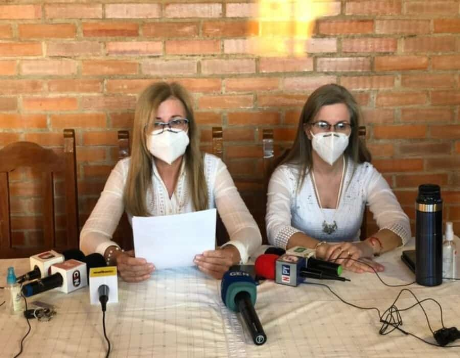 Las hijas del exvicepresidente paraguayo secuestrado critican la indiferencia estatal