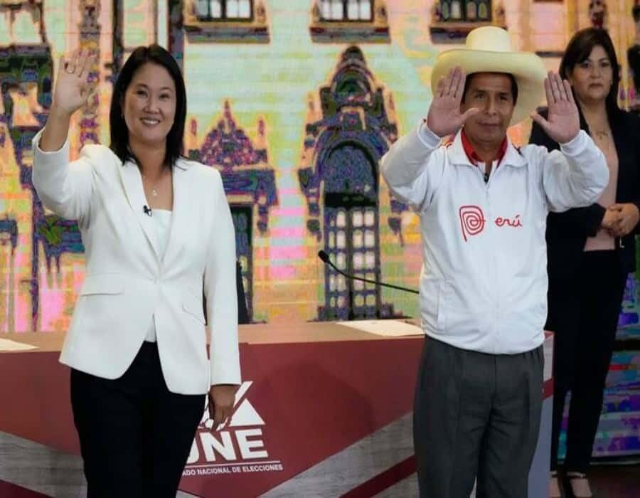 Ex presidentes latinoamericanos a candidatos peruanos: no canten victoria todavía