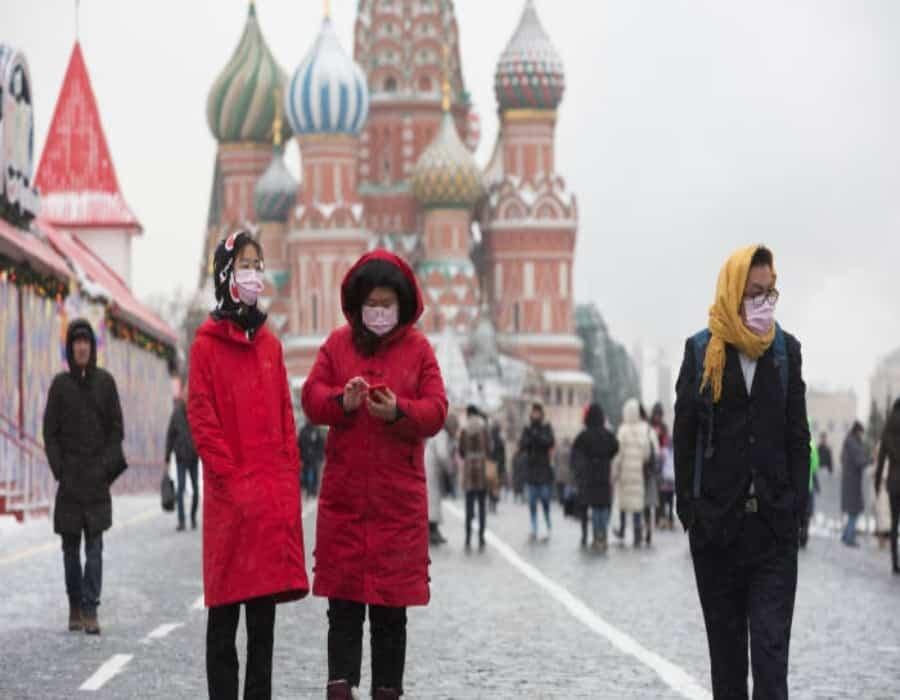 Rusia bate récord de muertes por COVID-19 y roza los 30.000 contagios diarios