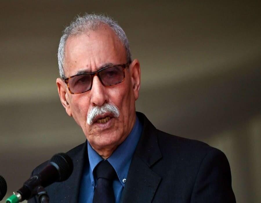Líder del Sáhara Occidental sale de España hacia Argelia