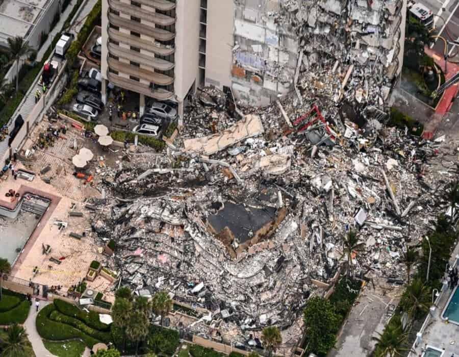Suspenden de nuevo búsqueda de sobrevivientes para demoler edificio de Surfside