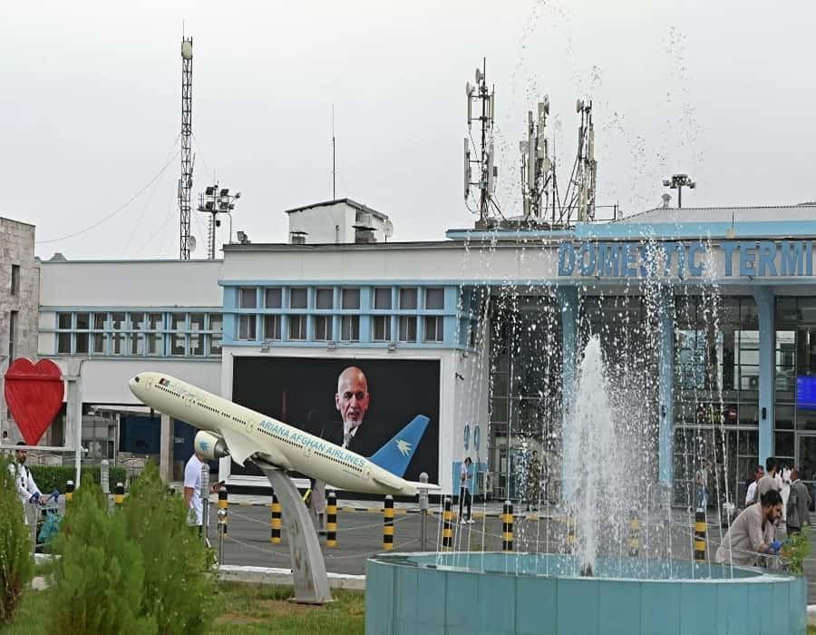 Turquía corteja a Biden ofreciéndose a proteger el aeropuerto de Kabul