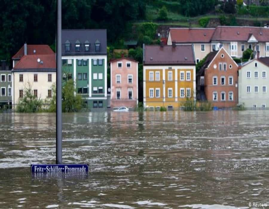 Las devastadoras inundaciones dejan al menos 42 muertos en Alemania y seis en Bélgica