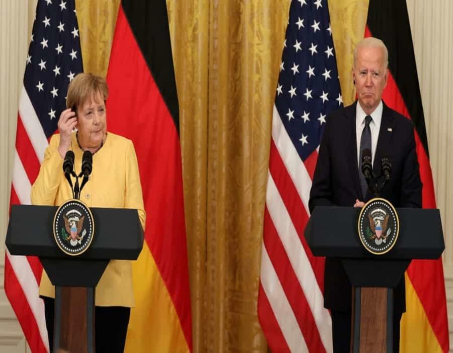 Alemania y Estados Unidos llegan a un acuerdo sobre el gasoducto Nord Stream 2