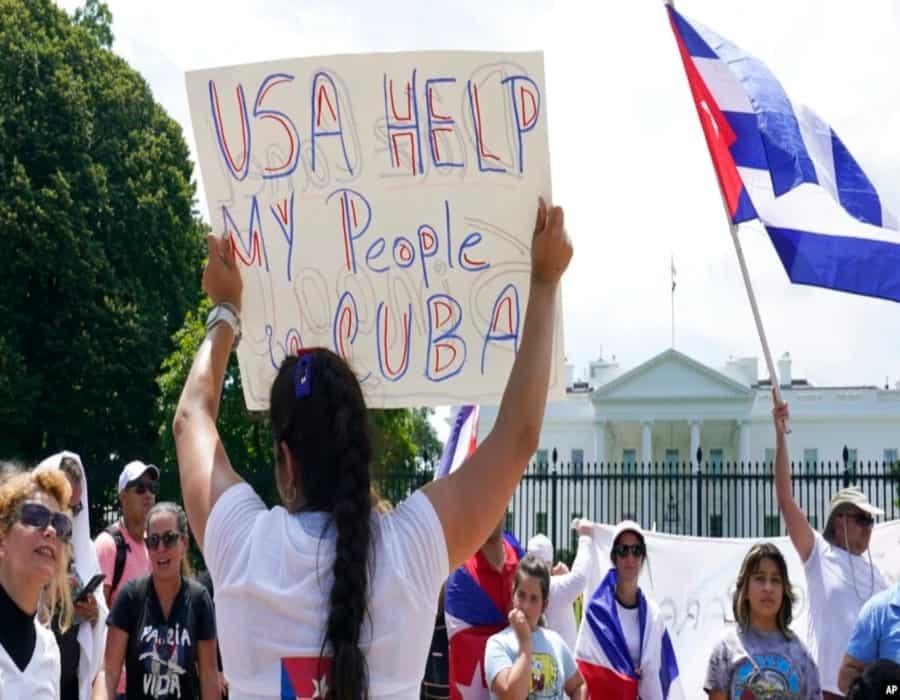 La Casa Blanca anuncia reunión con cubanoamericanos y dice que Cuba es una de las principales prioridades de la Administración