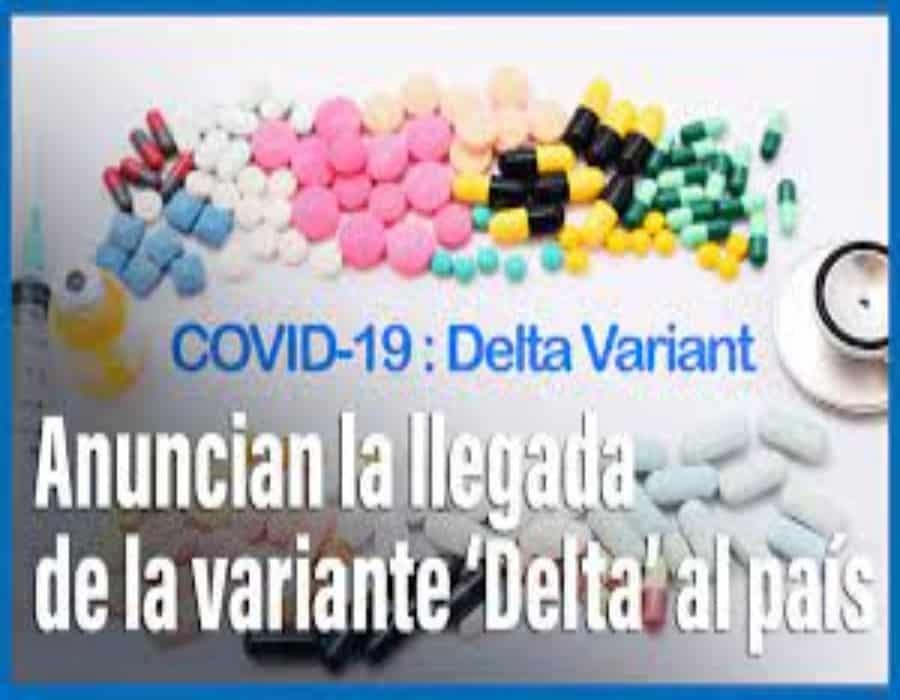 Colombia confirma la llegada de la variante delta de covid-19 al país