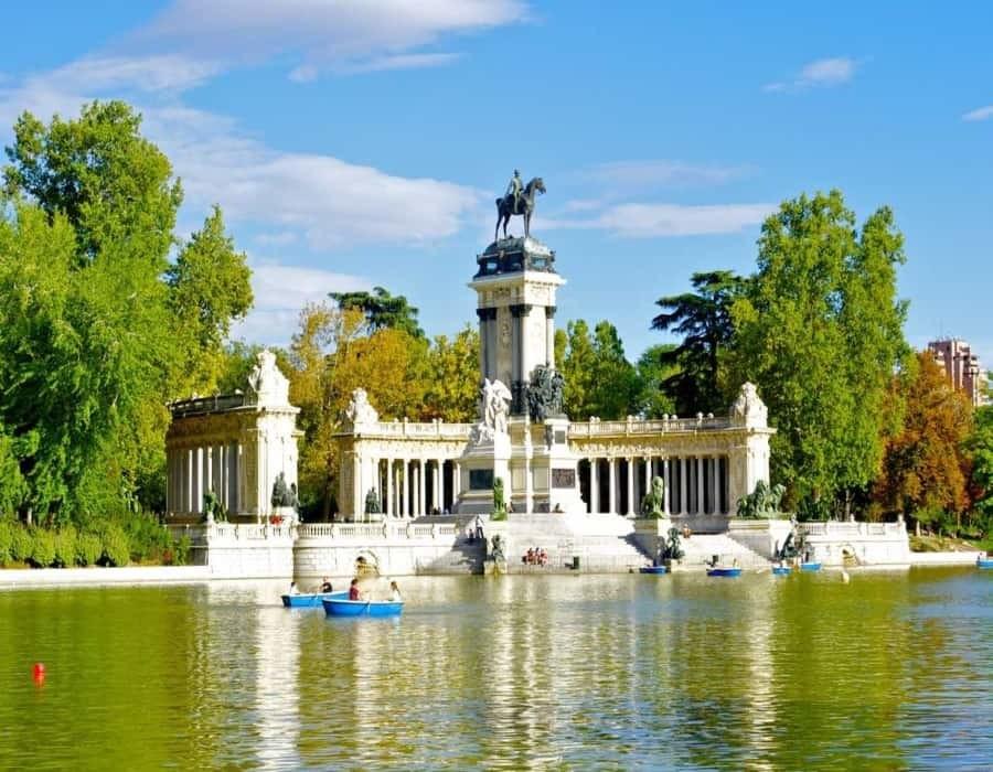 UNESCO: Parque del Retiro y Paseo del Prado ingresan a lista