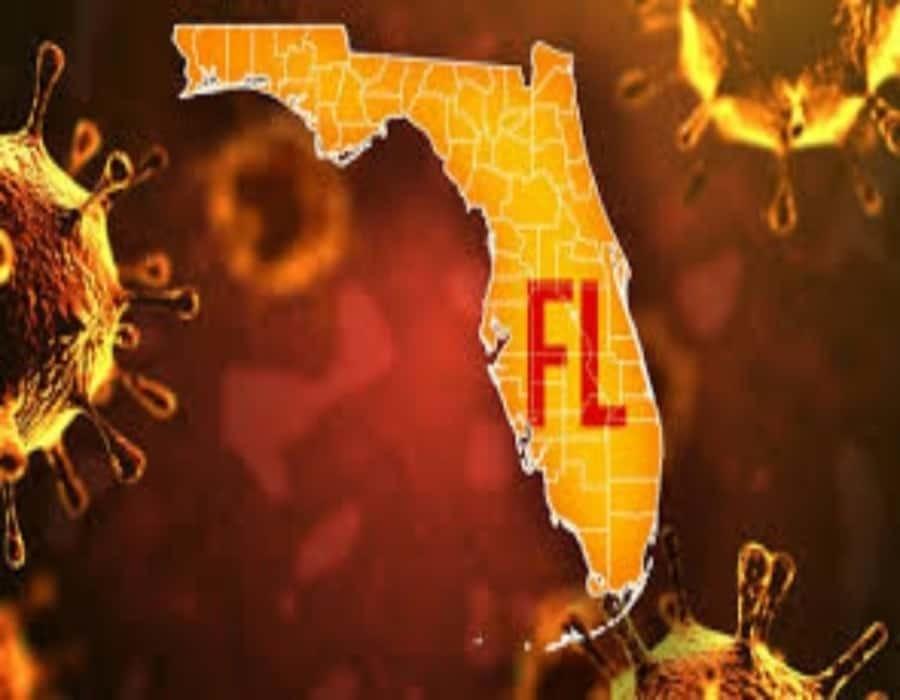 Rápida alza de pacientes con COVID lleva a hospitales de Florida a limitar visitas y prepararse para lo peor