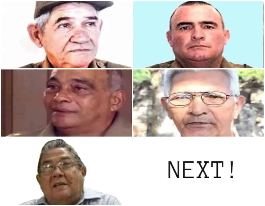 Misteriosas muertes de 5 altos militares levanta sospechas en Cuba