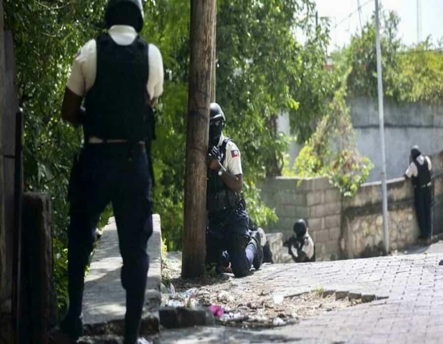 Haití solicita la intervención de tropas estadounidenses para estabilizar la situación en el país