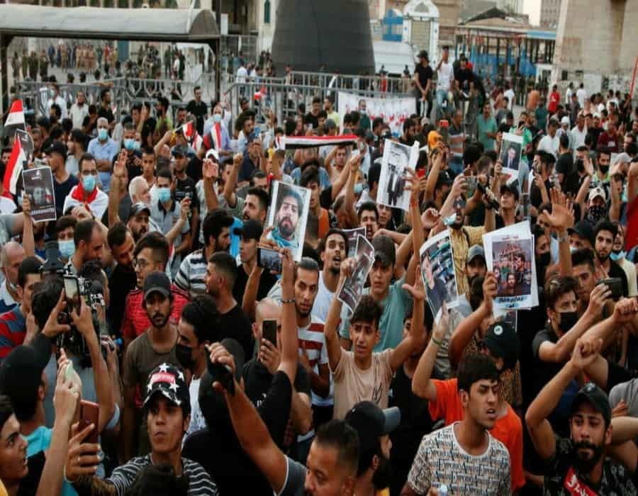 Asesinatos y secuestros en Irak: cientos de personas exigieron el fin de la impunidad