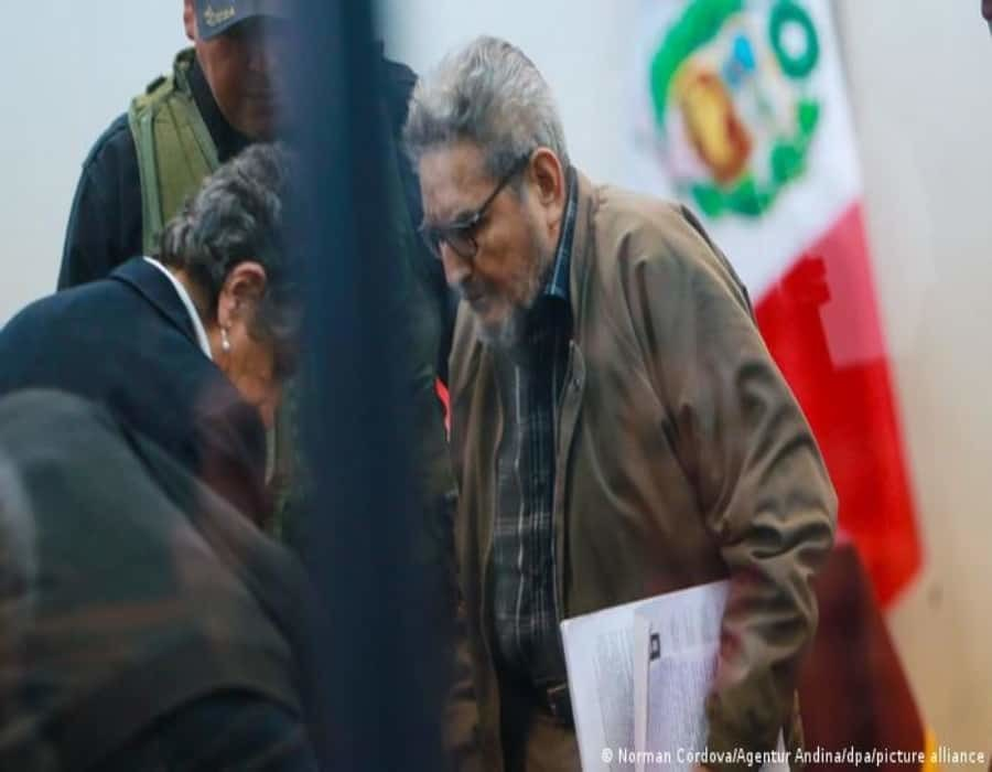 Hospitalizado el histórico jefe de Sendero Luminoso, Abimael Guzmán