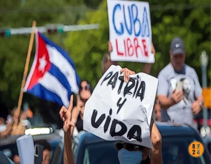 Hoy: manifestación en Miami en apoyo al pueblo de Cuba