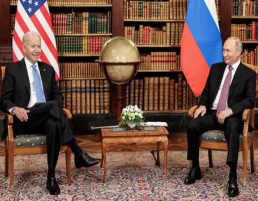 Reunión discreta entre Estados Unidos y Rusia en Ginebra para estabilizar la relación