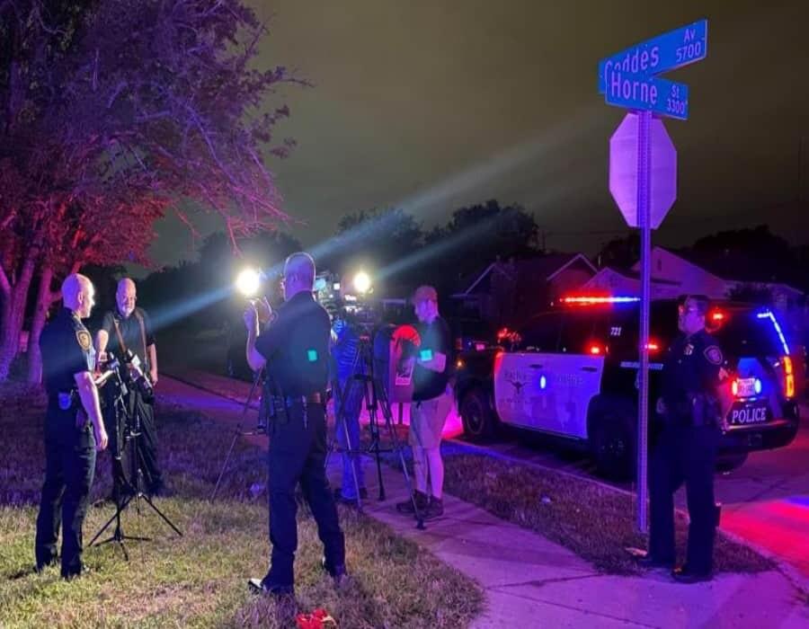 Tiroteo en Fort Worth, Texas, deja ocho personas heridas