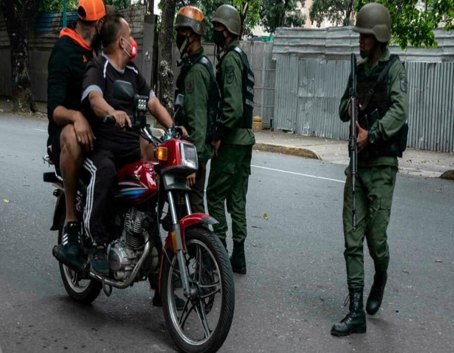 La banda criminal de 'El Koki' siembra el terror en pleno centro de Caracas
