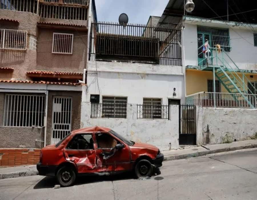 El gobierno pierde terreno, dicen en barriada sobre la expansión de las pandillas en Caracas