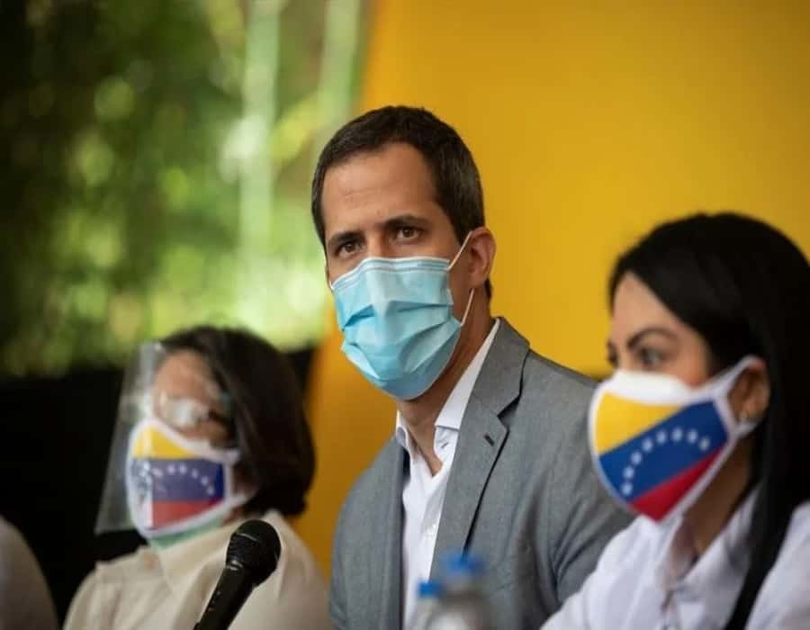 Guaidó acusa al Gobierno de Maduro de financiar la persecución en Cuba