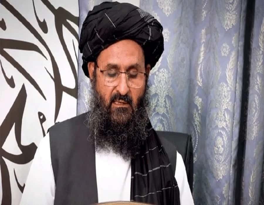 El mulá Baradar, cofundador de los talibanes, llega a Kabul