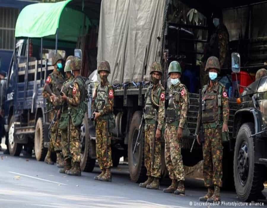 Represión militar deja 1.000 muertos desde el golpe de Estado en Birmania