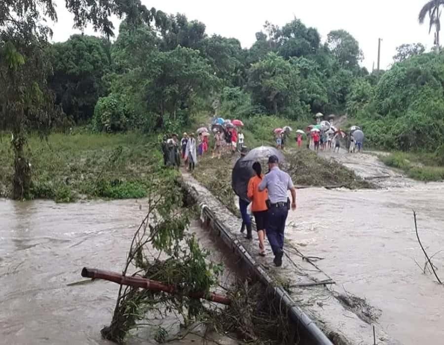 Prensa oficial exageró daños por huracán Ida en Pinar del Río, aseguran campesinos