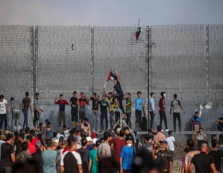 Egipto cierra un acceso a Gaza entre tensiones con Hamas