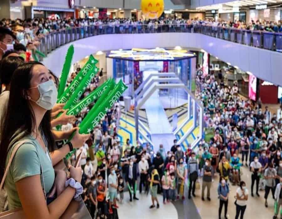 Unos 90.000 residentes se han marchado de Hong Kong en los últimos 12 meses