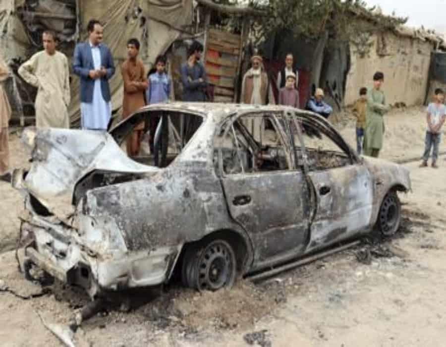 EE. UU. admite que ataque con drones en Kabul mató por error a diez civiles