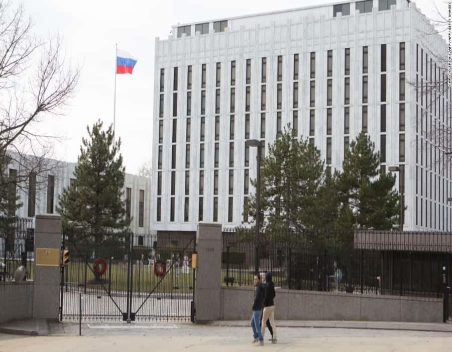 Embajador de Rusia: EEUU ordenó salida de 24 diplomáticos