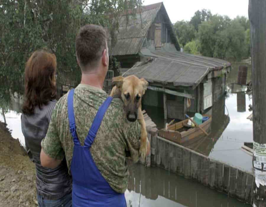Rusia, alarmada por desastres naturales absolutamente sin precedente