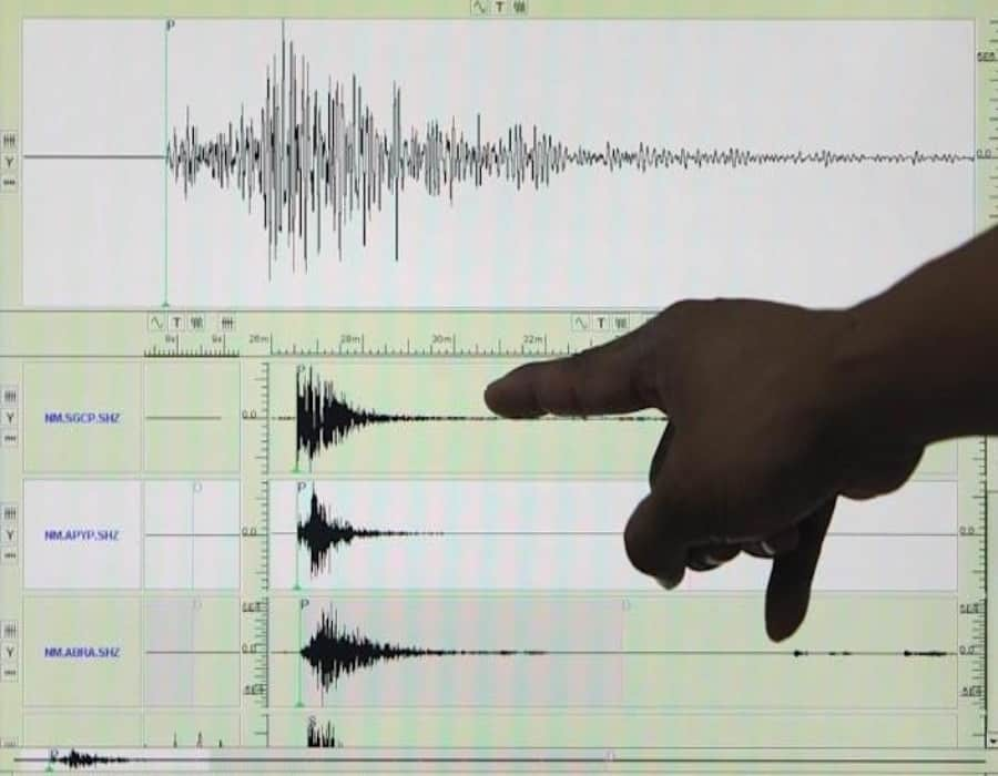 Temblor de tierra sacude Santo Domingo y otros puntos del país