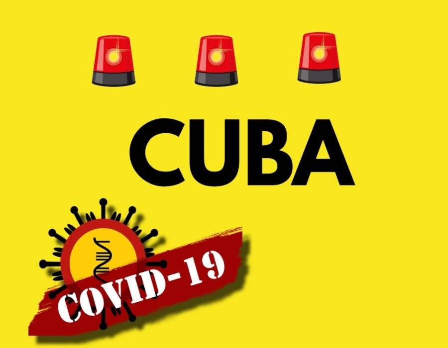 Cuba notifica 8.544 nuevos casos de covid-19 y 40.319 pacientes activos
