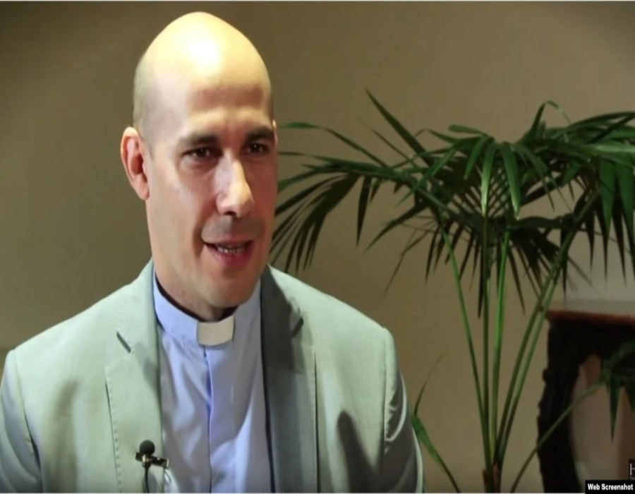 Sacerdote de Vertientes tras ataque a casa parroquial: ¿Buscan crear terror? ¿Querrán que nos avergoncemos de predicar la libertad?