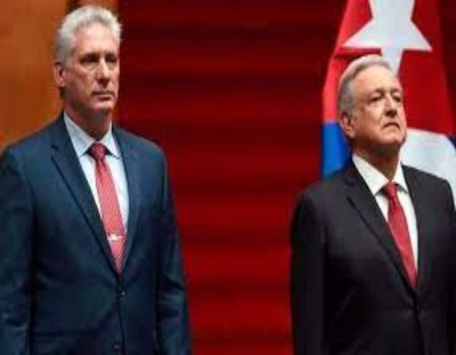 Polémica visita de Díaz-Canel a México ilustra retos de Biden en América Latina