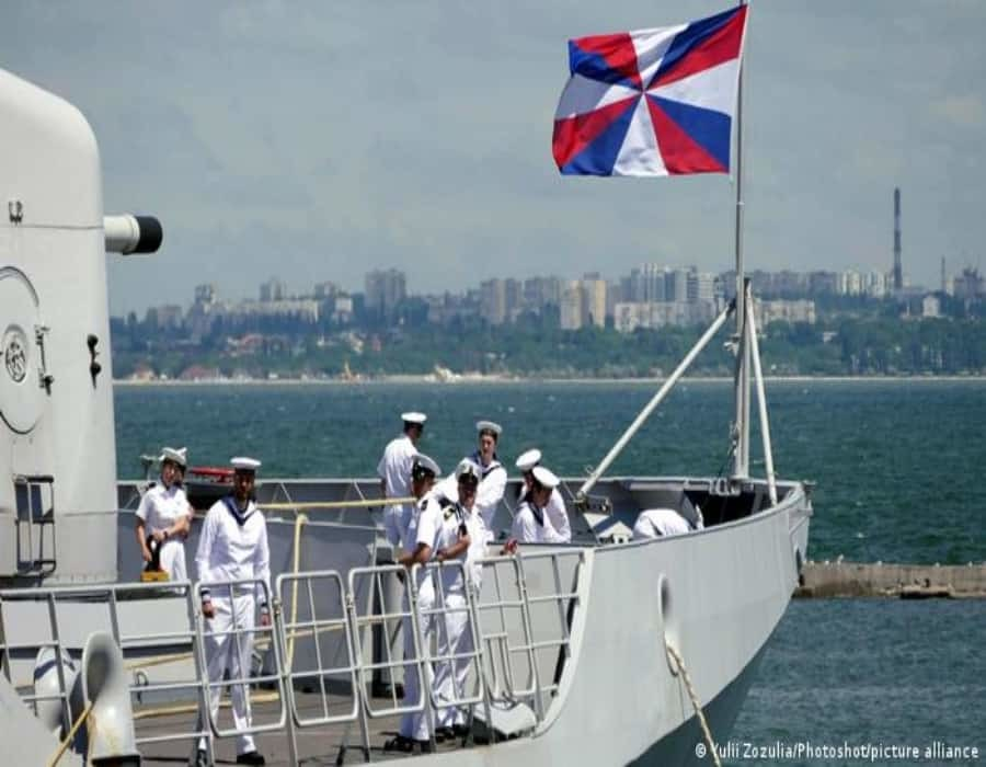"""Ucrania y OTAN desarrollan operación militar de """"resistencia"""" en el Mar Negro"""