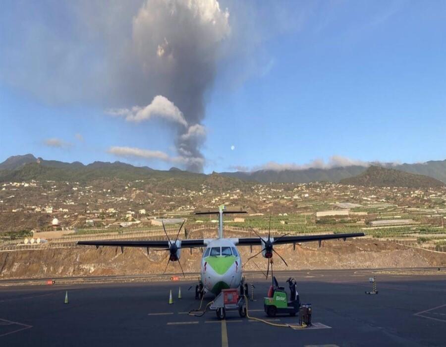 Llega a Puerto Rico nube con dióxido de azufre desde volcán de La Palma en España