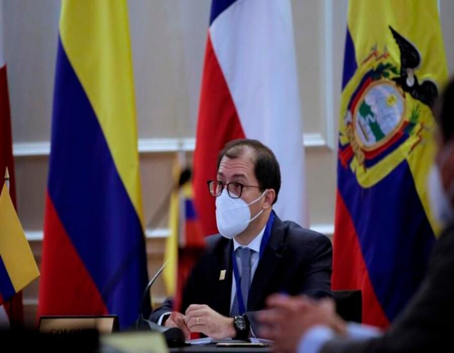 El fiscal colombiano viaja a Europa por cooperación internacional contra el crimen