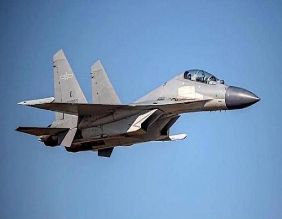 Taiwán denuncia incursión récord de 56 aviones chinos