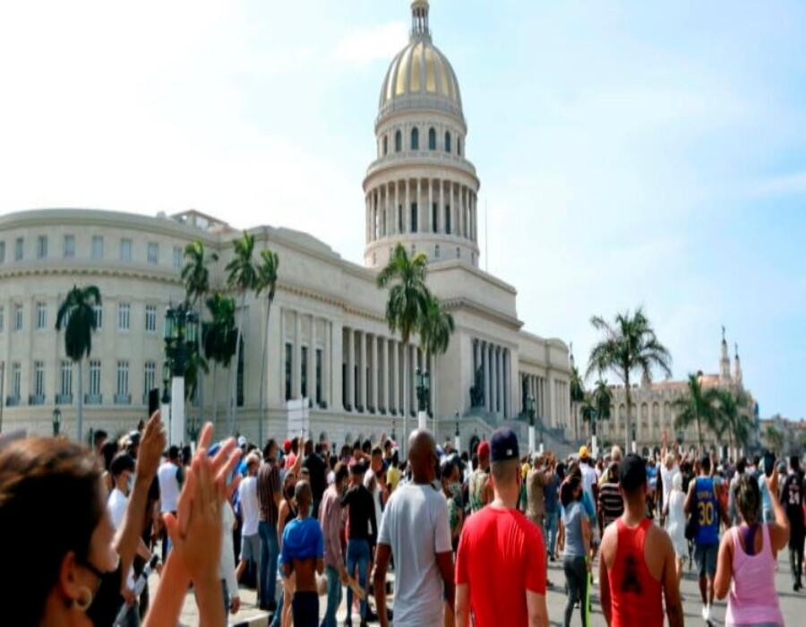 EEUU condena prohibición del régimen cubano a marcha pacífica del 15N