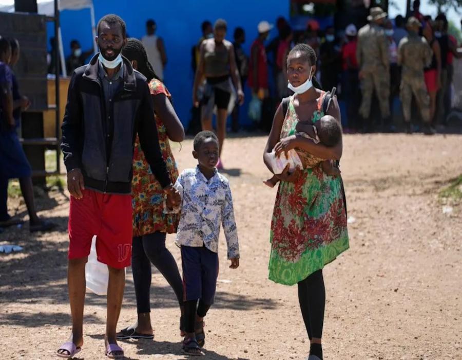 Cifra de niños cruzando el Darién alcanza máximo histórico